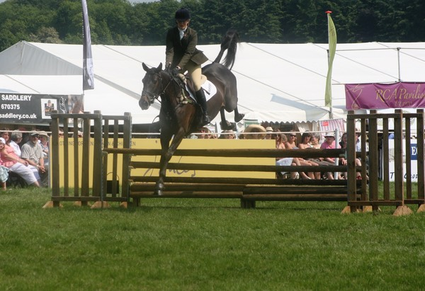 Burghley - Jumping Phase
